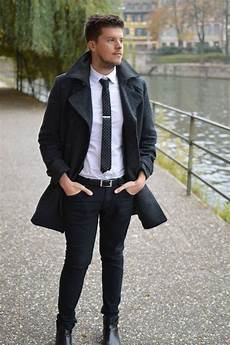 Look Manteau Hiver Homme Sur Le Id 233 Es De Looks