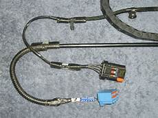 1996 dodge caravan wiring harness used oem 01 03 dodge caravan town country lh manual sliding door track wire harness for sale