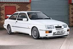 Auktion Erster Ford Sierra Cosworth Versteigert  Autobildde