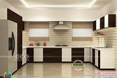 Kitchen Room Interior Kitchen Living Bedroom Interior Designs Kerala Home