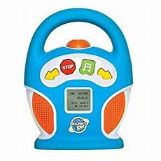 mp3 player fuer kinder discovery 256mb digital boombox mp3