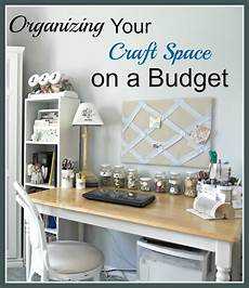 organizing your craft room a budget vintage paint