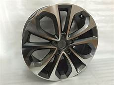 18 quot hfp style sport fits honda accord rims brand new alloy