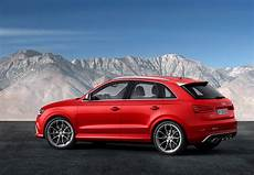2014 audi rs q3 breaks out ahead of geneva reveal autoblog