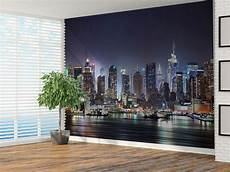 new york city mural wallpaper new york city skyline photo wallpaper wall mural 7324213