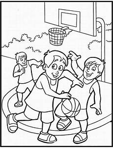 sports coloring pages printable 17726 free printable coloring sheet of basketball sport for sports coloring pages coloring