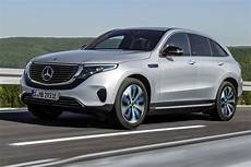 electric mercedes 2020 mercedes debuts electric suv for 2020 gearjunkie