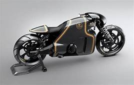 Lotus Announces Their First Motorcycle Designed By Daniel