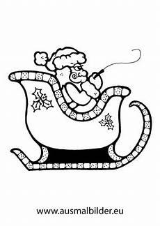 Ausmalbild Weihnachtsmann Mit Schlitten Ausmalbilder Weihnachtsmann Ausmalbild Weihnachtsmann In