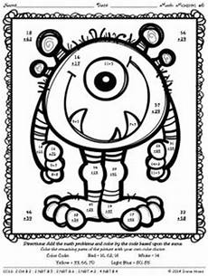 3 digit addition with regrouping coloring worksheets 9704 digit addition coloring worksheets monsters digit addition and subtraction