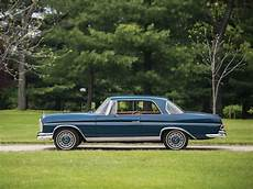 1965 Mercedes 300 Se Coup 233 Revivaler