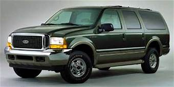 2000 Ford Excursion Review Ratings Specs Prices And