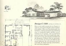 vintage ranch house plans 13 1960s ranch house plans mid century 1960 from the lrg