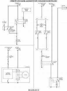 99 blazer abs wiring diagram repair guides