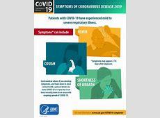 covid symptoms in pediatric patients