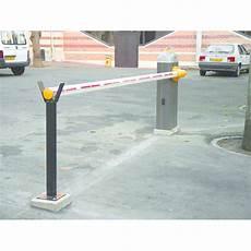 pose barriere de parking barri 232 res levantes pour usage intensif gard 8 came