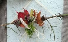 Herbstdeko Aus Naturmaterialien - mit kindern basteln diy herbstdeko aus naturmaterialien