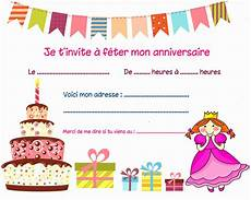 invitation anniversaire fille best of invitation anniversaire fille 8 ans a imprimer