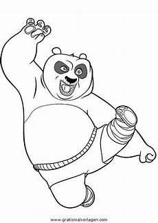 kungfupanda 50 gratis malvorlage in comic