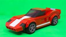 lego speed chions ford gt 2005 moc