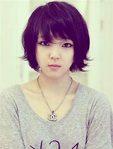 2020 popular cute korean short hairstyles