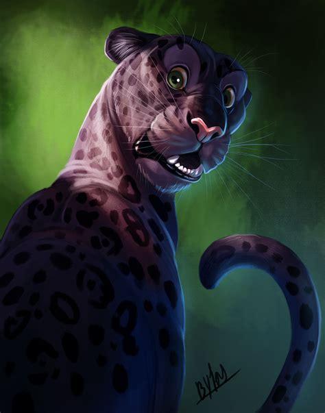 Black Panther Furry