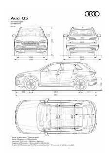 2017 Audi Q5 Dimensions Audi Rs Audi Q7 Audi