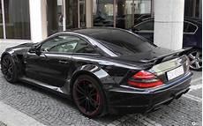 Mercedes Sl 65 Amg Black Series 8 September 2015