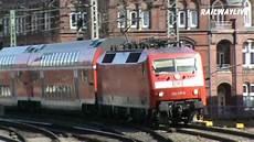 Db Class 120 Hauling Decks In Hamburg Hd