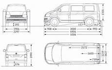 vw t6 technische daten abmessungen basis vw t6 1 custom cing vans