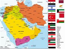 list of all countries in middle east bridgat com