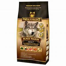 wolfsblut black marsh trockenfutter f 252 r hunde