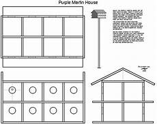 purple martin houses plans purple martin bird house plans bird stuff pinterest