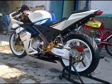 Vixion Modif Moge by Modifikasi Motor Yamaha Vixion Ala Moge Keren