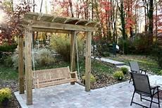 pergola swing woodwork pergola swing plans pdf plans