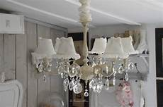 lustre six branches ancien pilles patin 233 lustre shabby