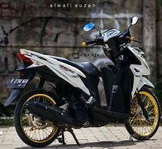 Modifikasi Vario 150 Ring 17 by Modifikasi Honda Vario 150 Esp Velg Jari Jari Ring 17