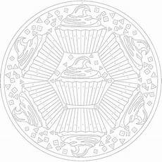 mandala coloring pages by numbers 17867 cupcake colorbynumber mandala coloring pages colouring detailed advanced printable kleuren