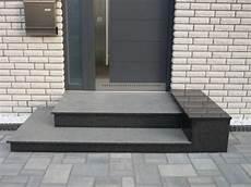 podest hauseingang granit au 223 entreppen eingangstreppen und podesten aus granit oder