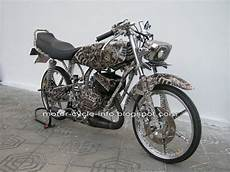 Rx King Modif Touring by Modifikasi Yamaha Rx King Air Brush