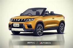Maruti Vitara Brezza Convertible Rendering With Soft