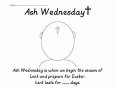 lent ash wednesday by inspired by kindergarten tpt