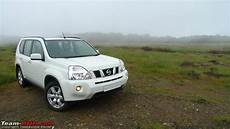 Nissan X Trail Test Drive Review Team Bhp