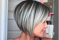 Descending Bob Hairstyles top 32 layered bob haircuts 2020 pictures
