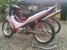 Modifikasi Jupiter Z 2004 by Modifikasi Motor Jupiter Z Racing Thecitycyclist