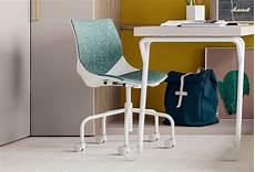 sedie per scrivania ragazzi sedia per scrivania da ragazzi coral ruote clever it