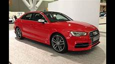 2016 Audi S3 Exhaust Sound
