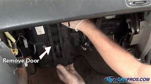 How To Change A Cabin Air Filter In Under 15 Minutes