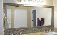 Framed Bathroom Mirror Ideas Bathroom Mirror Ideas In Varied Bathrooms Worth To Try