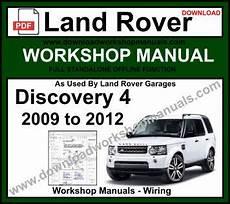 motor repair manual 2005 land rover discovery parking system land rover discovery 4 service repair workshop manual download